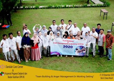 Team Building & Anger Management  In Working Setting
