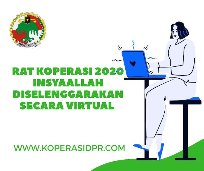 RAT 2020 akan Diselenggarakan secara Virtual